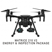 Dronefly Matrice 210 V2 Energy & Inspection Package