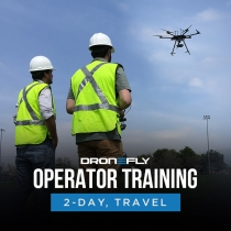 Dronefly UAS Operator Training (2-Day, Travel)