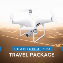 Phantom 4 Pro Travel Package