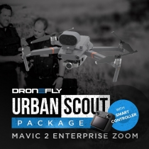Mavic 2 Enterprise Zoom w/ Smart Controller Urban Scout Package