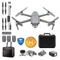 DJI Mavic 2 Enterprise Advanced + Fly More Kit, Extra Battery & More