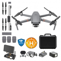 DJI Mavic 2 Enterprise Dual + Fly More Kit, CrystalSky Monitor & More