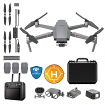 DJI Mavic 2 Enterprise Dual w/ Smart Controller + Fly More Kit & More