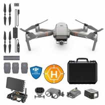 DJI Mavic 2 Enterprise Zoom + Fly More Kit, CrystalSky Monitor & More