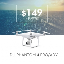 Dronefly Repair Service For Phantom 4 Series