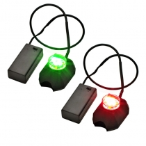 Dronefly Red & Green Navigational Strobe Lights