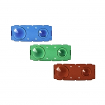 FoxFury - RUGO Red, Blue, Green Lens Set