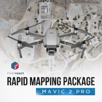 Mavic 2 Pro Pix4Dreact Rapid Mapping Package